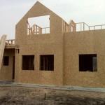 Строительство  домов из сэндвич панелей в Харькове