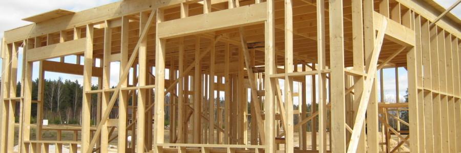 Каркасные дома. Что за конструкция? Плюсы и минусы.